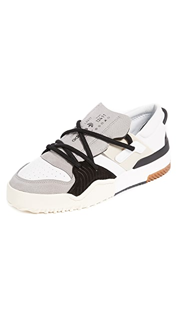 info for dbc91 c6f95 adidas Originals by Alexander Wang. AW BBall Low Sneakers