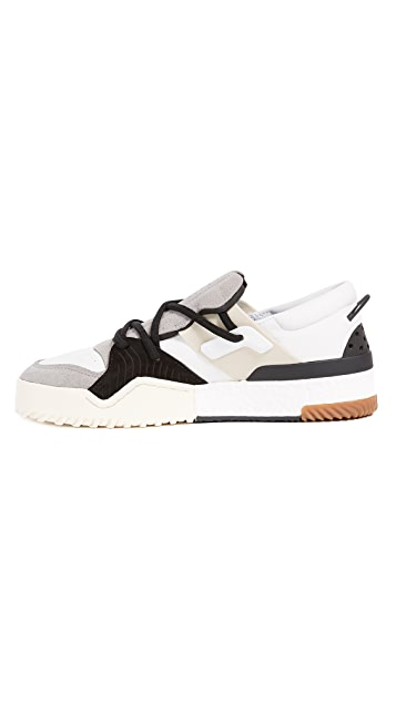 sale retailer 094b0 b5560 ... adidas Originals by Alexander Wang AW BBall Low Sneakers ...