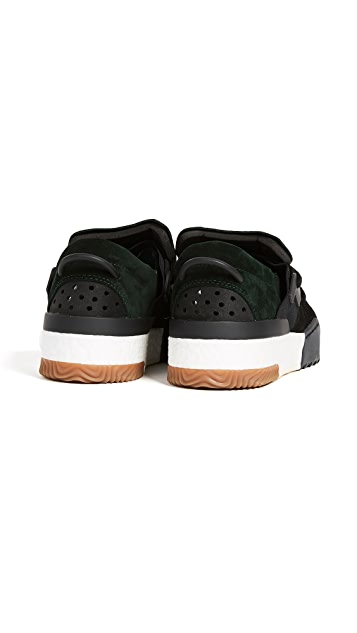 new style 4d3f5 682af ... adidas Originals by Alexander Wang AW BBall Low Top Sneakers ...