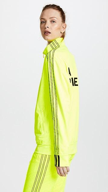adidas Originals by Alexander Wang AW Jacquard Zip Up