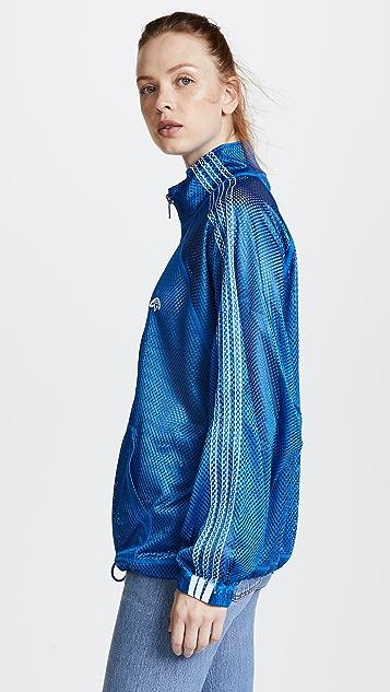 adidas Originals by Alexander Wang AW Mesh Track Jacket
