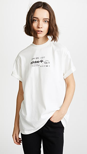 Adidas Originali Da Graphic Alexander Wang - Graphic Da Tee Shopbop 7c2702