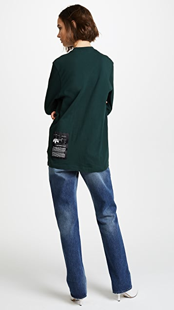 adidas Originals by Alexander Wang AW Graphic Pullover