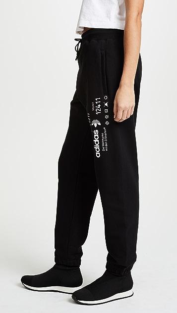 adidas Originals by Alexander Wang AW Graphic Sweatpants
