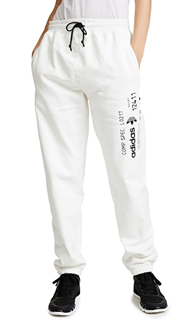 adidas Originals by Alexander Wang AW Graphic Sweatpants