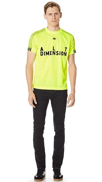 adidas Originals by Alexander Wang AW Soccer Jersey II