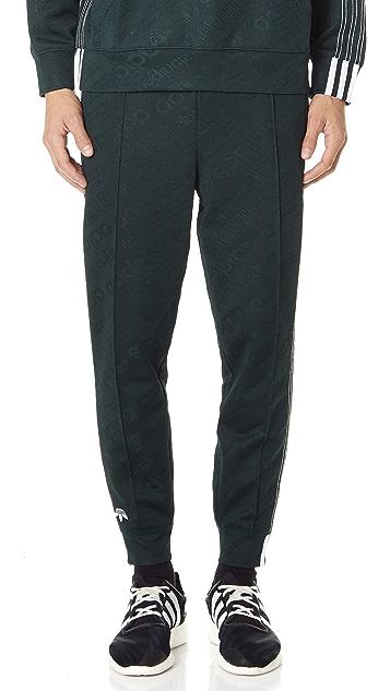 8a7713069df5 adidas Originals by Alexander Wang AW Jacquard Track Pants