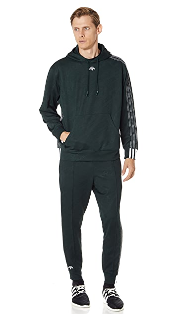 adidas Originals by Alexander Wang AW Jacquard Track Pants