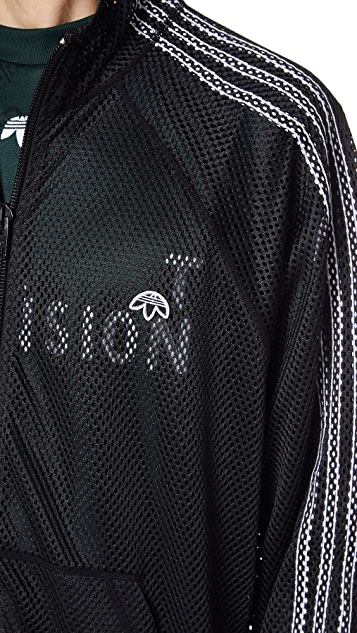 adidas Originals by Alexander Wang AW Mesh Track Jacket