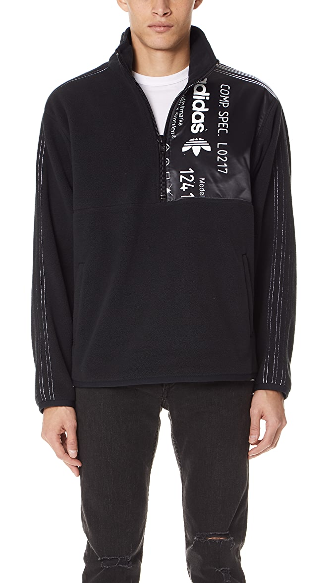 SALE ADIDAS x Alexander Wang AW Crew Black Size M-XL BRAND NEW IN HAND