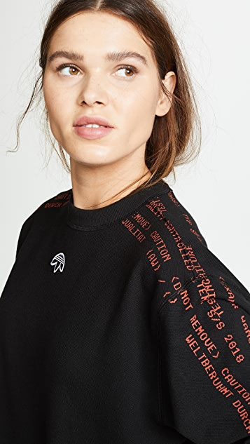 adidas Originals by Alexander Wang Crew Sweatshirt