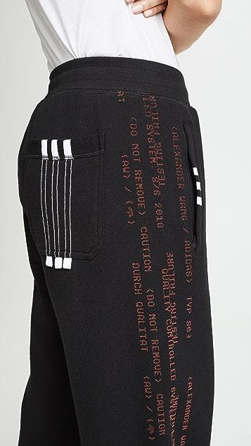 adidas Originals by Alexander Wang AW Joggers