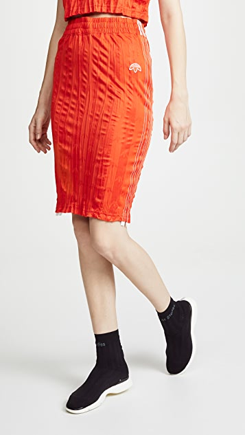 adidas Originals by Alexander Wang Patterned Skirt
