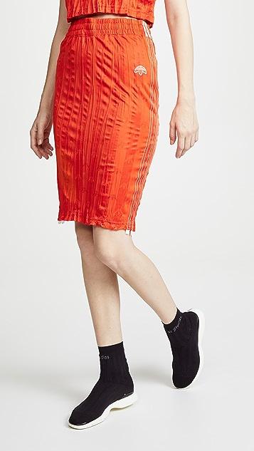 424975c342e adidas Originals by Alexander Wang Patterned Skirt | SHOPBOP