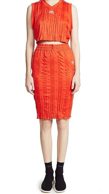 adidas Originals by Alexander Wang Patterned Skirt
