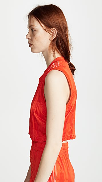 adidas Originals by Alexander Wang AW Crop Jersey