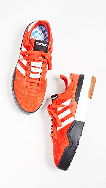 outlet store d92ae f403e ... adidas Originals by Alexander Wang Sports Sneakers ...