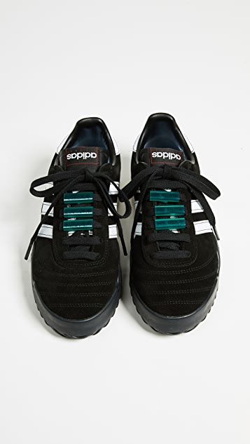 huge selection of b0fe4 8760b ... adidas Originals by Alexander Wang AW Bball Soccer Sneakers ...