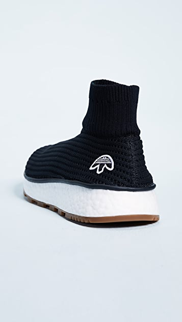 a6f62979890be ... adidas Originals by Alexander Wang AW Run Clean Joggers ...