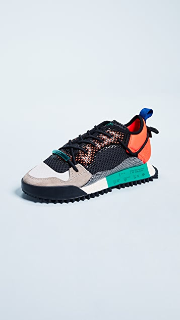 great fit 9a29a c3ae6 adidas Originals by Alexander Wang. AW Reissue Run Sneakers