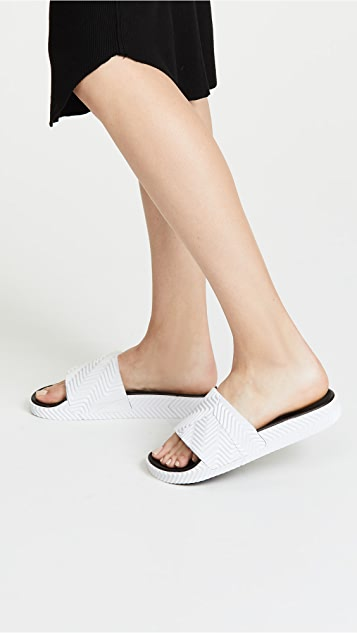 adidas Originals by Alexander Wang AW Adilette Slides