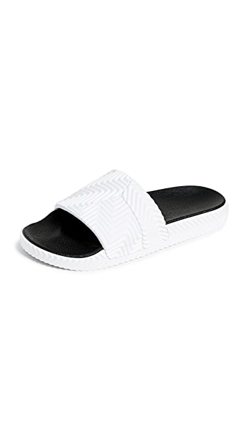 quality design b3c7c 3d376 adidas Originals by Alexander Wang. Adilette Slides