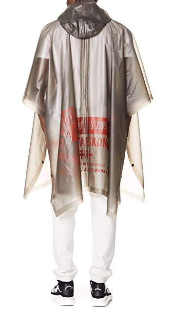 adidas Originals by Alexander Wang Rain Poncho