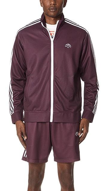 Adidas originali da alexander wang traccia giacca est danese