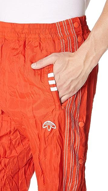 adidas Originals by Alexander Wang Windbreaker Pants