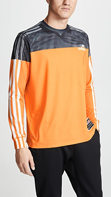 89e8628be28f adidas Originals by Alexander Wang Photocopy Long Sleeve Tee ...
