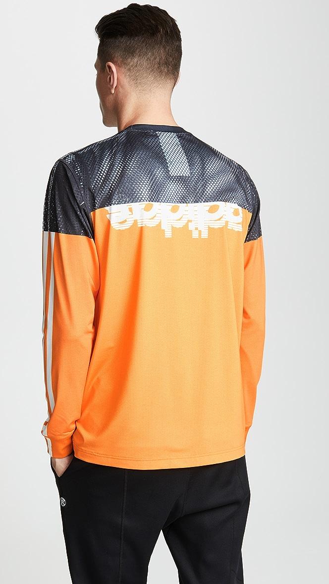 Sweat shirt Adidas Originals Photocopy Long Sleeve By