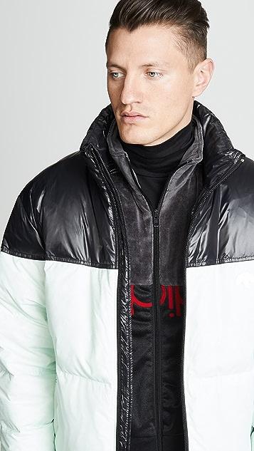 adidas Originals by Alexander Wang Disjoin Puffer Coat