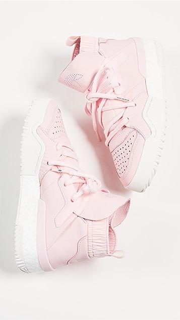 adidas Originals by Alexander Wang Кроссовки AW Bball с высоким берцем