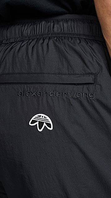 adidas Originals by Alexander Wang Allover Logo Joggers