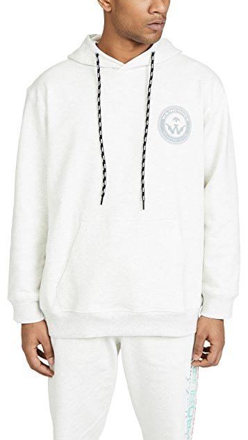 adidas Originals by Alexander Wang Wangbody Graphic Hoodie