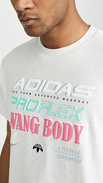 adidas Originals by Alexander Wang Wangbody Graphic Tee
