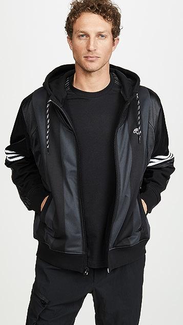 adidas Originals by Alexander Wang Wangbody Overlayed Jacket