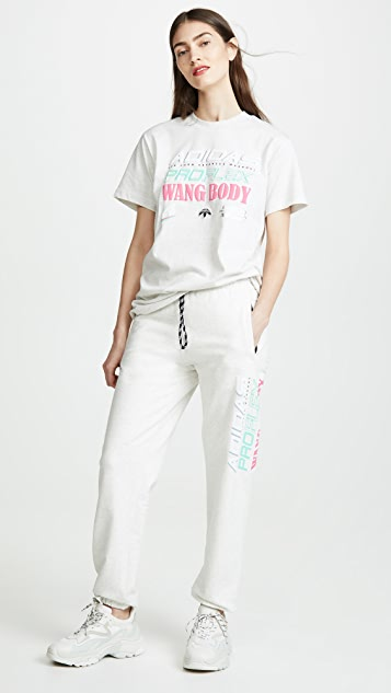 adidas Originals by Alexander Wang Graphic Tee