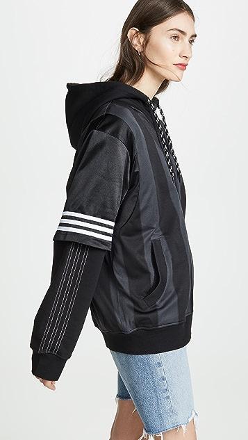 adidas originals by aw wangbody hoodie