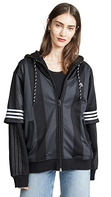 adidas Originals by Alexander Wang Wangbody Hoodie
