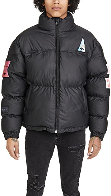 adidas Originals by Alexander Wang Flex2Club Puffer Jacket