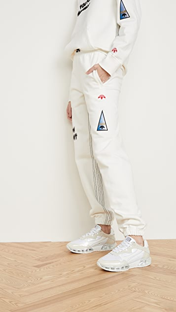 adidas Originals by Alexander Wang Graphic Joggers