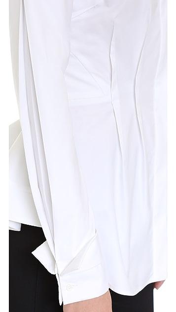 Antonio Berardi Long Sleeve Blouse