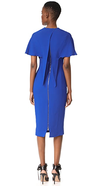 Antonio Berardi Short Sleeve Dress