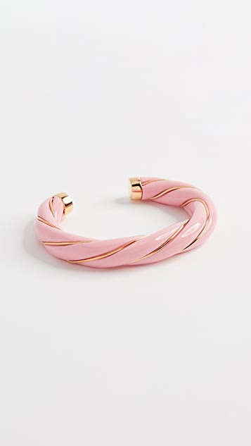 Aurelie Bidermann Diana Twisted Bracelet