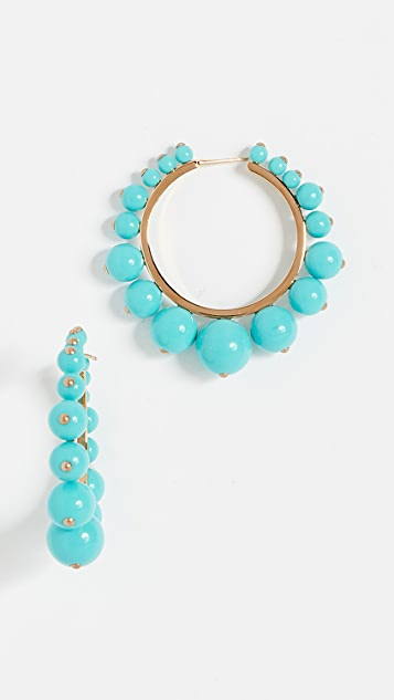 Aurelie Bidermann Ana Earrings