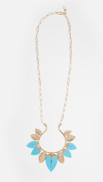 Aurelie Bidermann Talitha Long Necklace