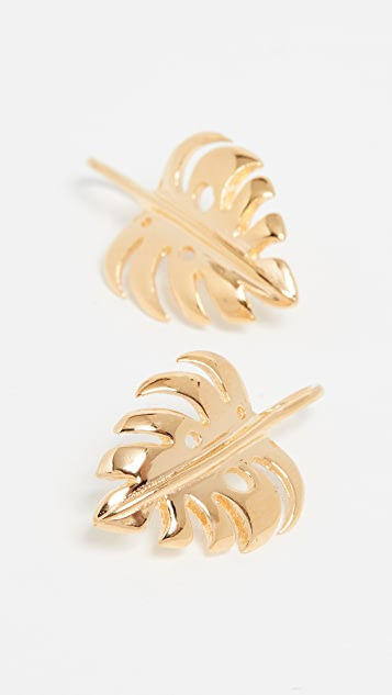 Aurelie Bidermann Grigri Earrings
