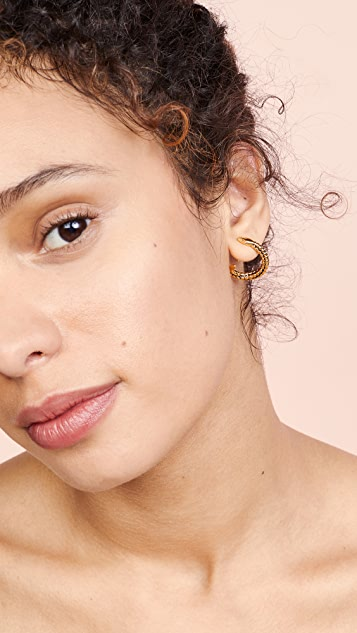Aurelie Bidermann Tao earrings