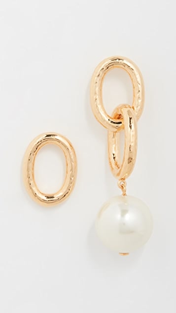 Aurelie Bidermann Manon Earrings